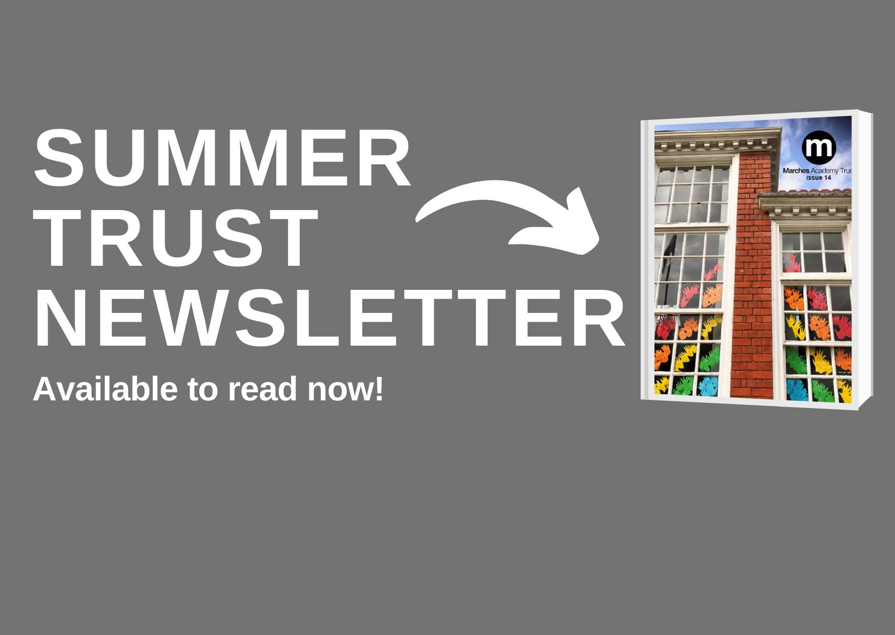 Summer Trust Newsletter